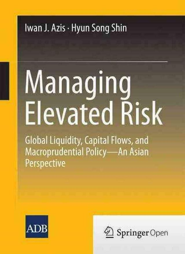 book cover for Managing Elevated Risk