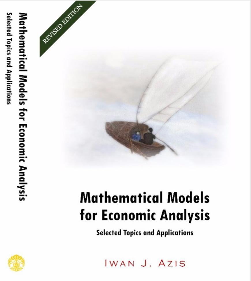 book cover for Mathematical Models for Economic Analysis