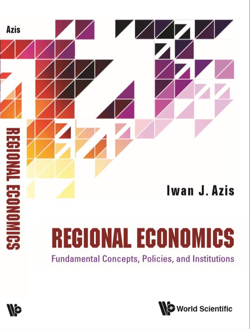 book cover for Regional Economics