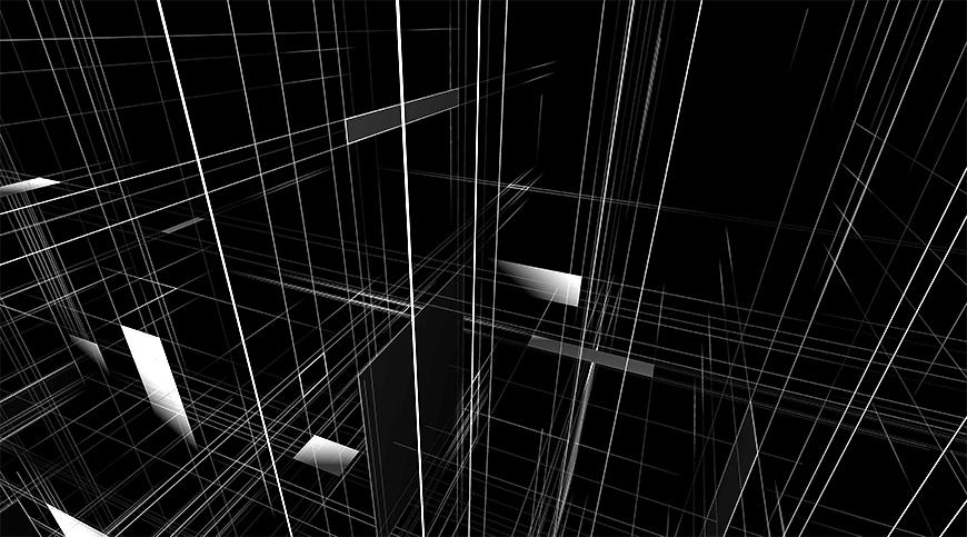 Virtual reality drawing. Work by Christopher Morse.