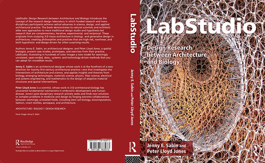 book cover of LabStudio