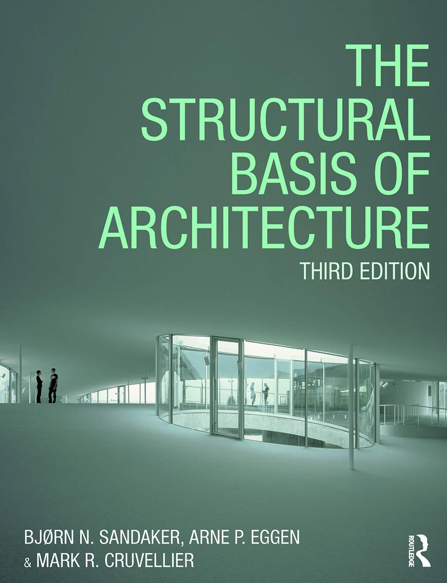 Book cover of The Structural Basis of Architecture, Third Edition