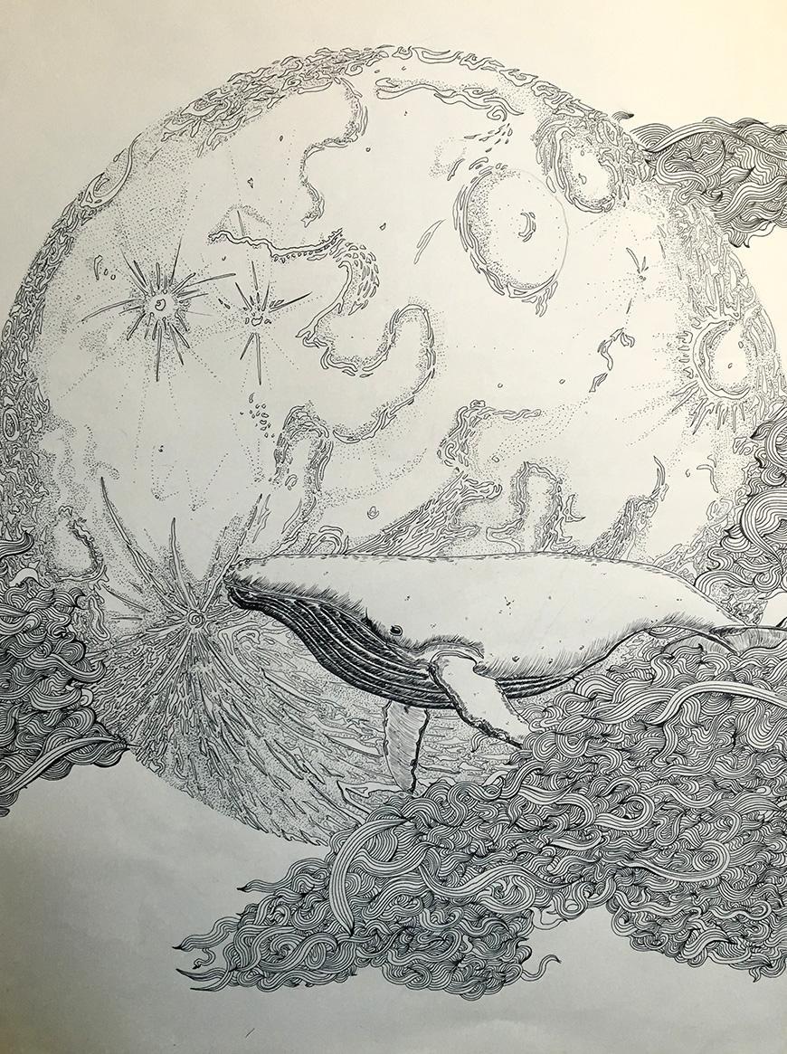 Work by Christina Welzer