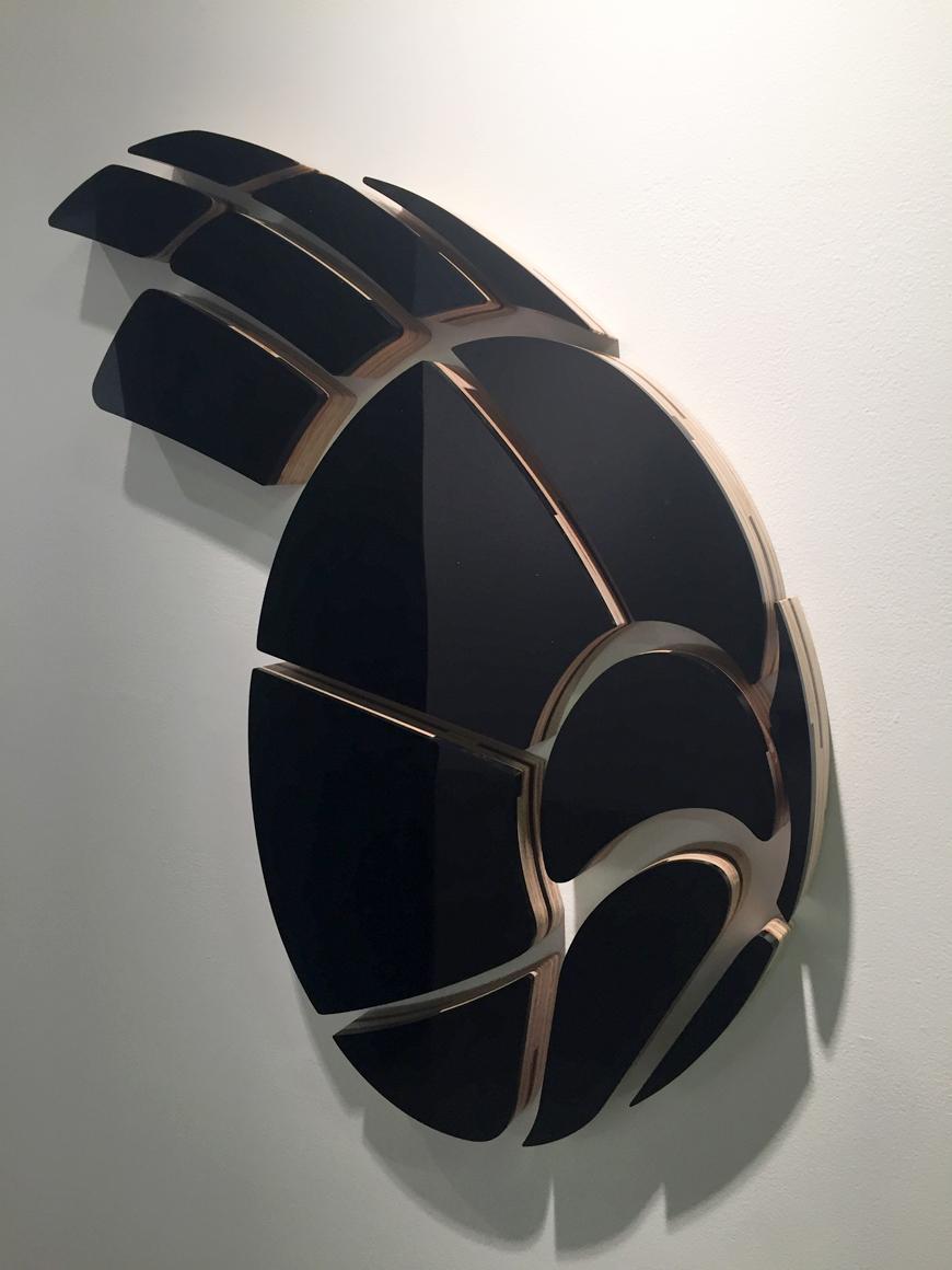 wall mounted sculpture