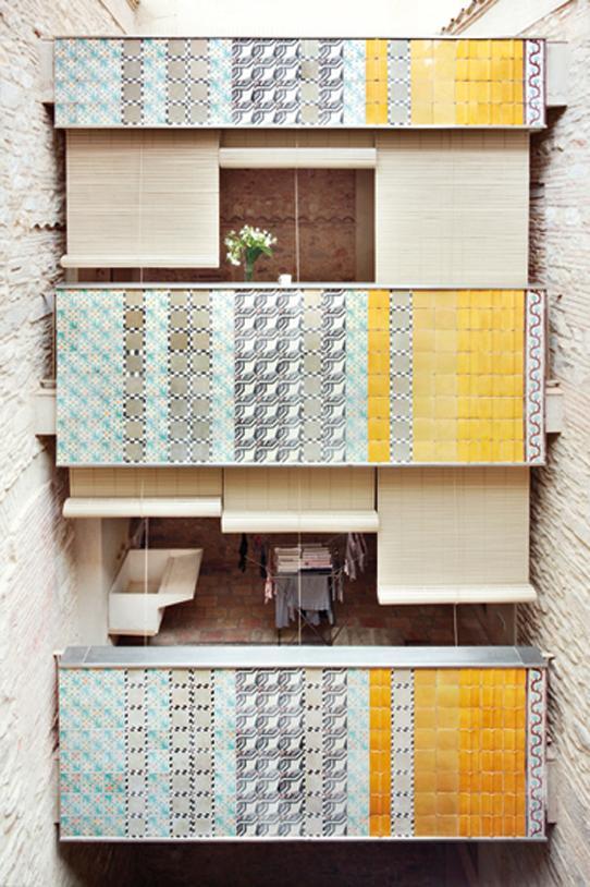 Casa Collage, Girona, Northeast Spain