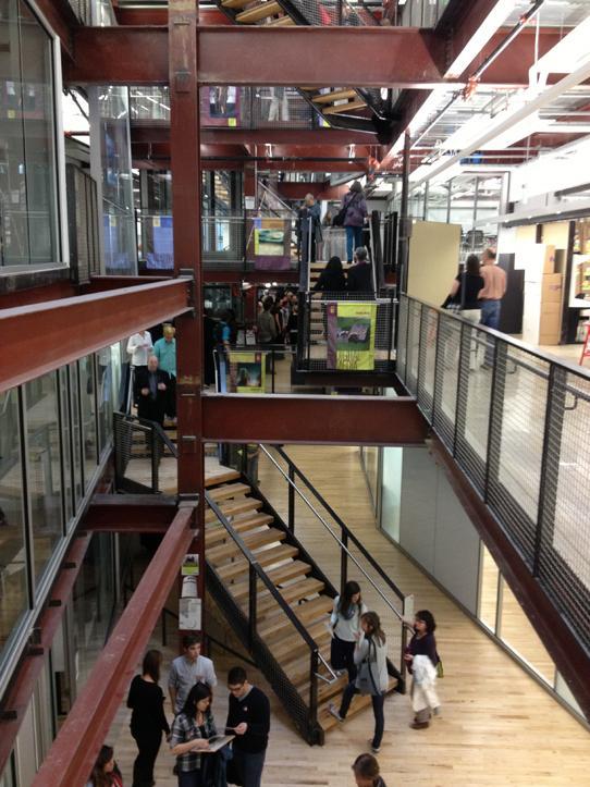 Drexel University Urbn Center With Drexel Interiors.