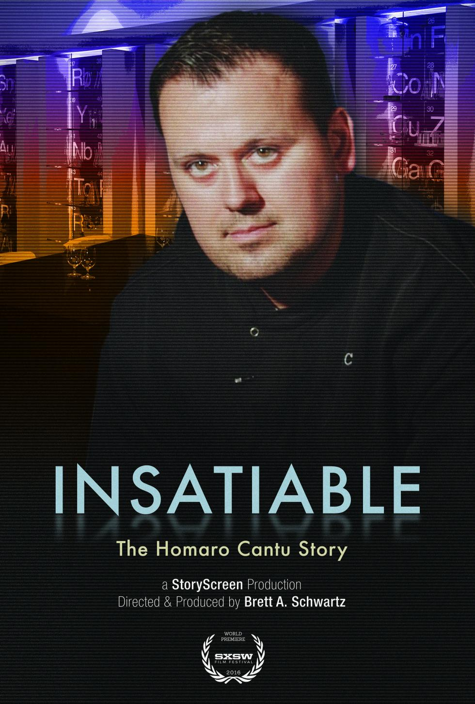 Insatiable movie poster