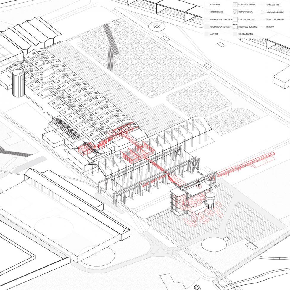 Detail from Urban Incubator